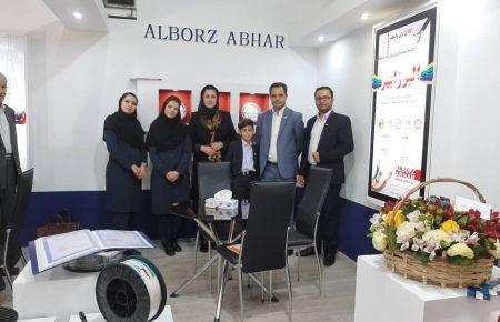 حضور در چهاردهمین نمایشگاه بینالمللی و تخصصی صنعت برق شیراز