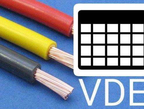 استاندارد VDE آلمان چیست ؟
