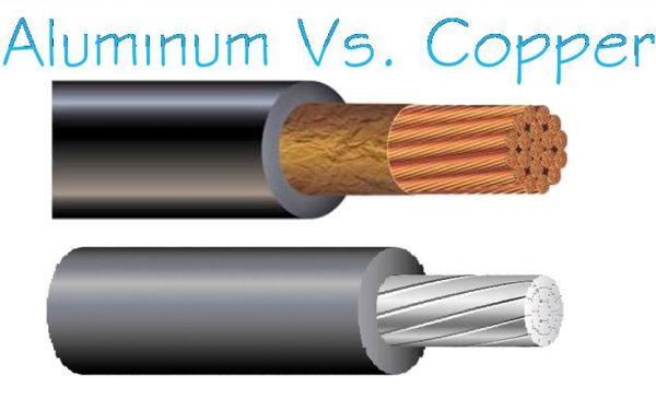 مقایسۀ خواص هادیهای مسی با آلومینیومی